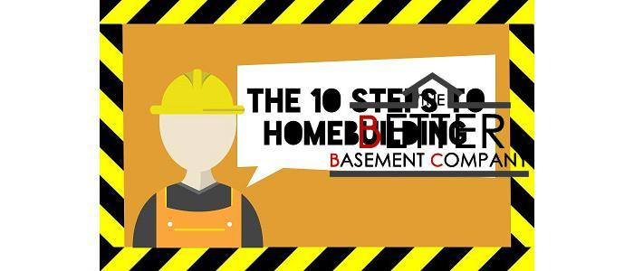 Our Basement Building Process